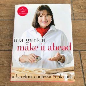 Ina Garten Make it Ahead Cookbook
